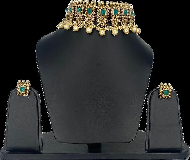 Sri Devi - Green