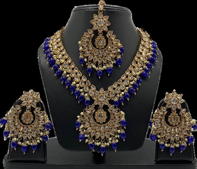 Parvati - Blue