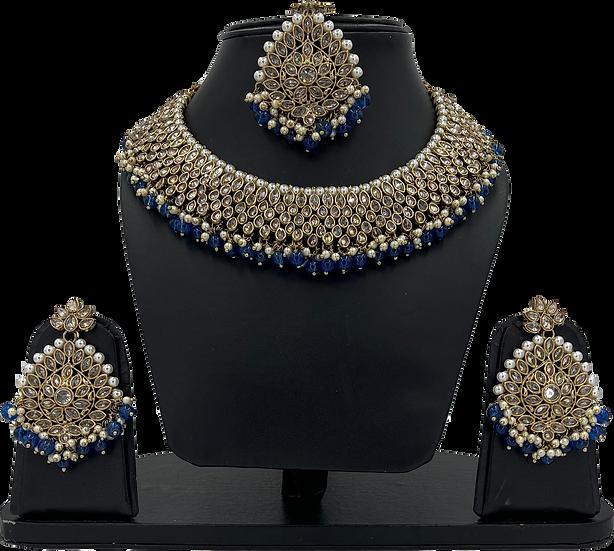 Madhuri - Blue