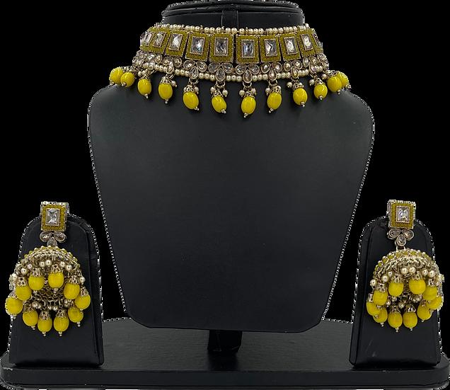 Kiran - Yellow