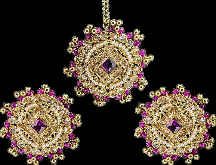 Star Stud - Purple