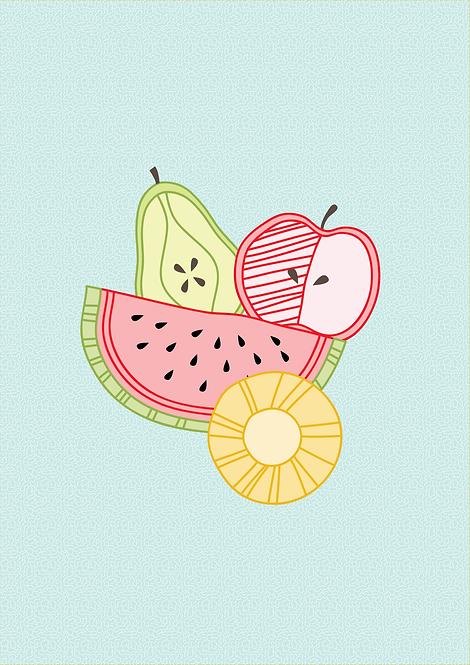 Frutas - P19003