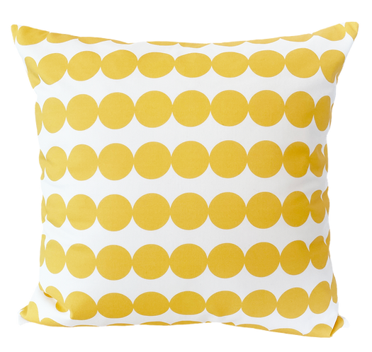 Almofada Bolas Amarelo - AC14340