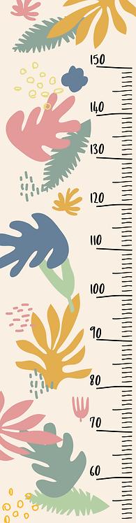 Régua Floral II - RG15013
