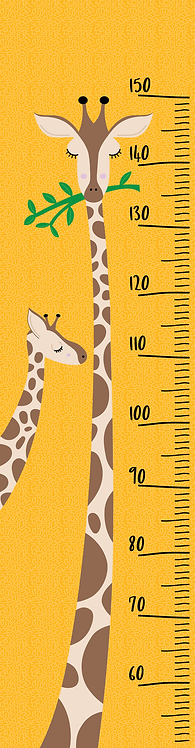 Régua Girafa - RG15012