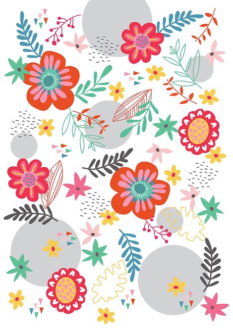 Floral - P19020