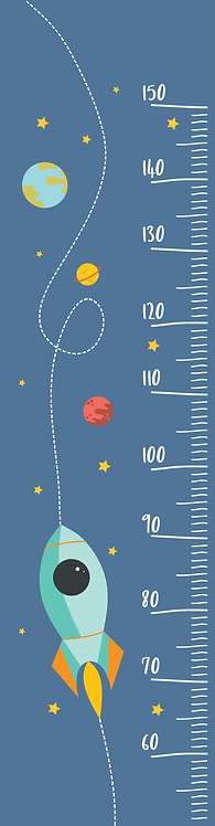 Régua Espaço - RG15001