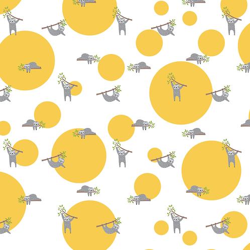 Bicho Preguiça Botânico - AD15009