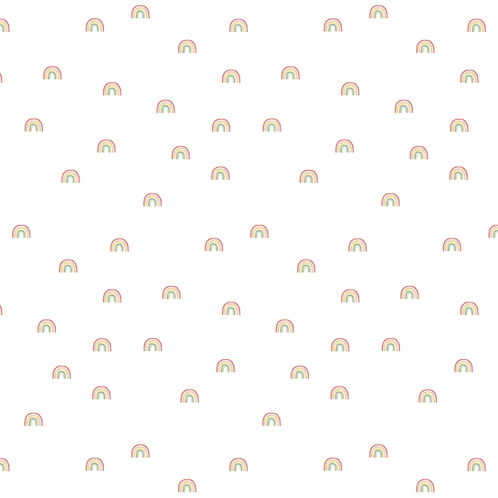 Arco Íris Branco - AD15014