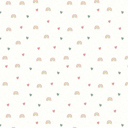 Arco Íris Coração - AD15011