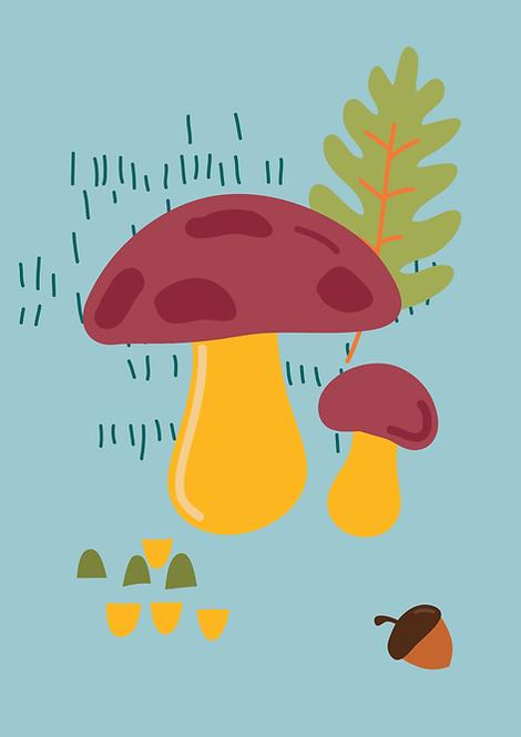 Cogumelo - P19059
