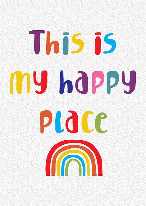 Happy Place - P19050