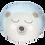 Thumbnail: Urso Redondo Toy - AC14320