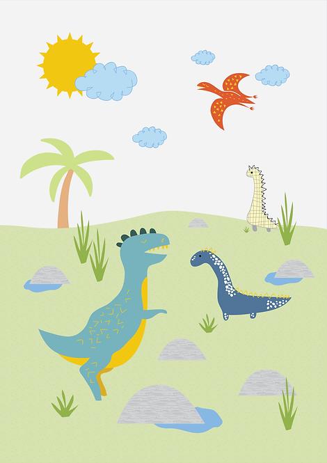 Dinossauro Floresta - P19011