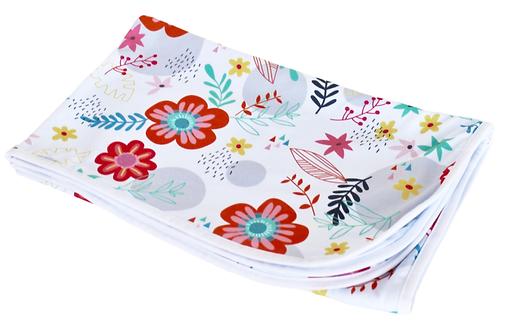 Manta Floral - MM15002
