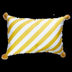 Almofada Listrada Amarelo - AC14359