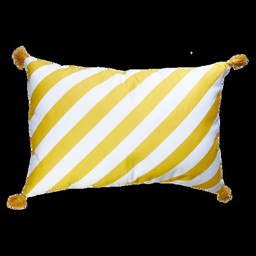 Almofada Listras Amarelo - AC14359