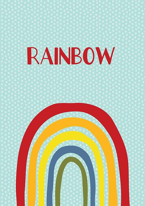 Rainbow II - P19047