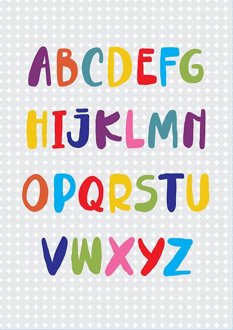 Alfabeto - P19017