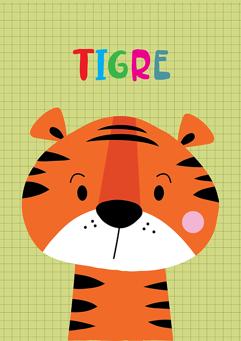 Tigre - P19057