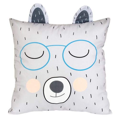 Almofada Urso Óculos - AC14244