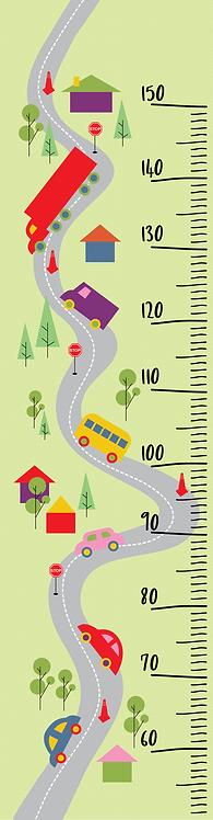 Régua Trânsito - RG15010