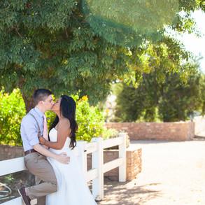 Ashlyn & Ryan's The Cottage Wedding