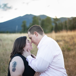 Victoria & Cullen's Sunrise Engagement
