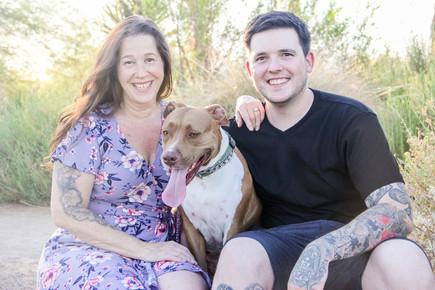 Engagement photography in Gilbert AZ