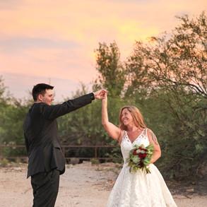 Deyna & Tom's Backyard Wedding