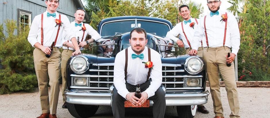 A Groom's Wedding Timeline