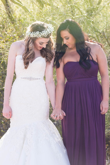 Local wedding photography bridesmaid photos