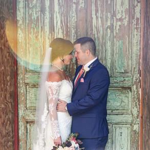 Lisa & Ryan's Boojum Tree Wedding