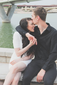 Local engagement photography tempe AZ