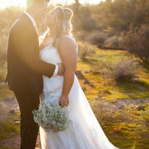 Mia & Mario's Lost Dutchman Wedding