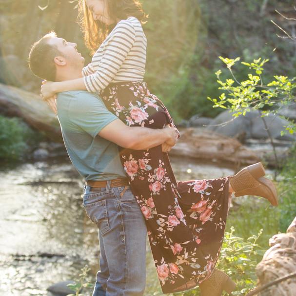 Lexi & Chris's Sedona Engagement