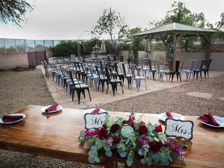 How to Pick a Venue when the Options seem Endless