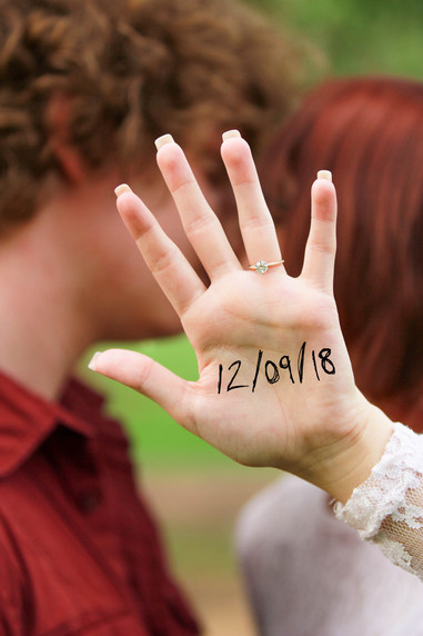 Save the Date wedding phototgraphy