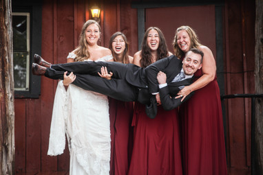 Bridal Party Wedding photogrpahy