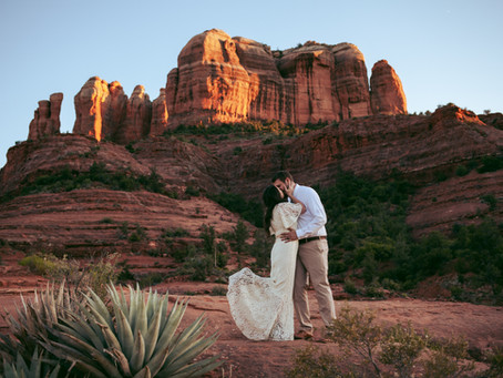 Is Eloping right for you and your Fiancé? A Guide to Planning your Perfect Elopement.