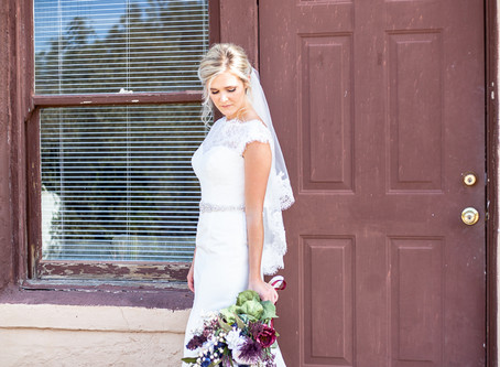 Being a Bride 101: Life is Short...Buy the Dress