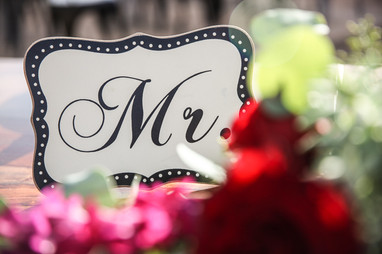 Local wedding photography wedding day details