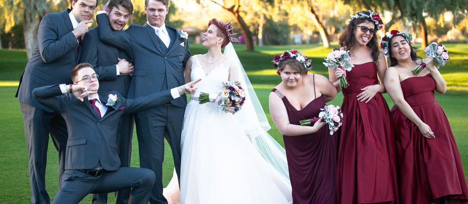 The Importance of a Wedding Day Photo Checklist 📝