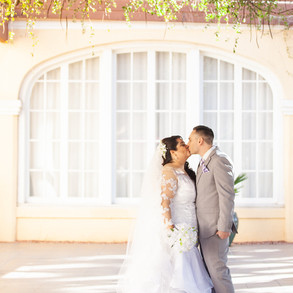 Carina & Darren's San Marco's Resort Wedding