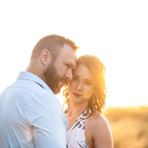 Nichelle & Brandon's Sunrise Engagement Session