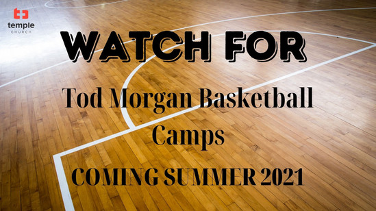 Tod Morgan Basketball Camp