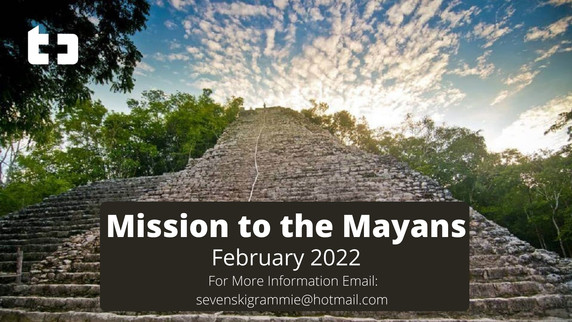 Mission to the Mayans 2022