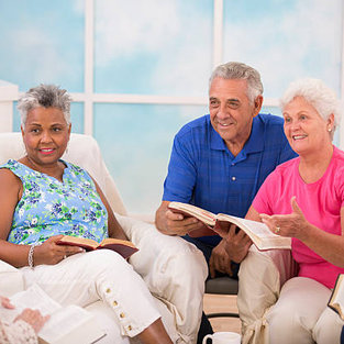 Senior Adults' Ministry