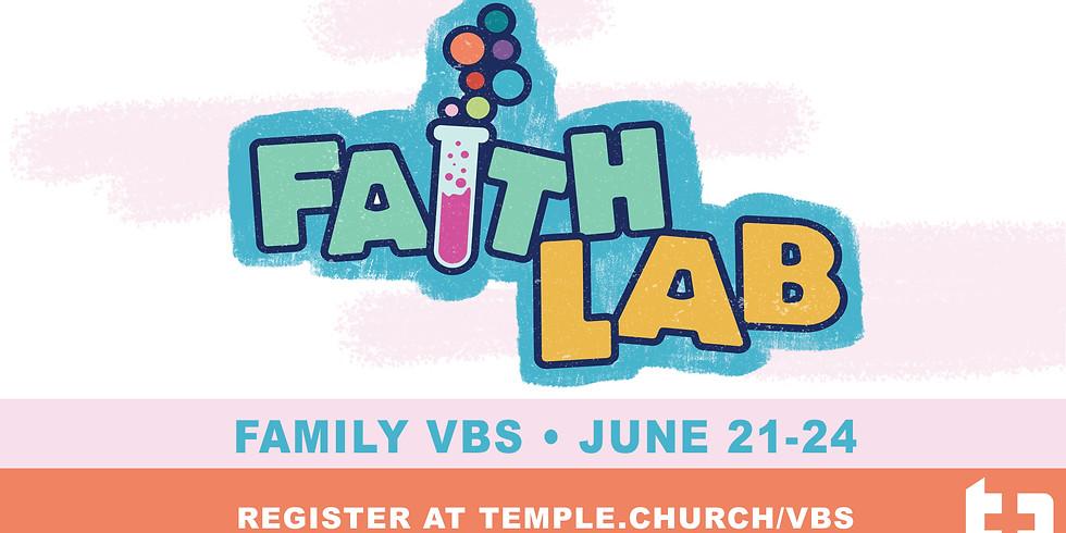 VBS: Faith Lab
