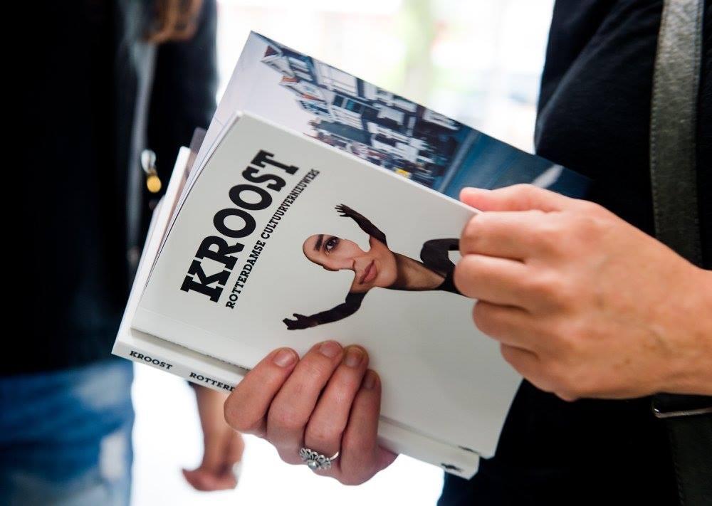 Het magazine Kroost